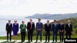 Lideri zemalja Grupe 7