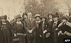 Predsednik Kulidž podržavao ženska prava