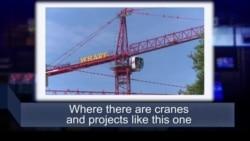 Học từ vựng qua bản tin ngắn: Construction (VOA)