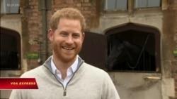 Hoàng tử Harry chào đón con trai đầu lòng