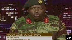 Major Gen. S.B. Moyo, gurukota rezvekudyidzana nedzimwe nyika