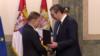 Vučić odlikovao predsednika Gasproma