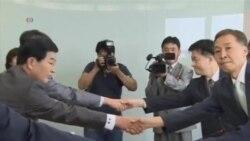 朝鲜韩国同意重新开放开城工业园区