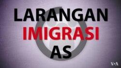 Infografis: Larangan Imigrasi AS