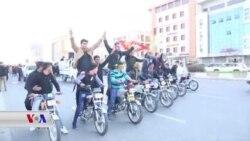 Girtina Ocalan li Hewlêrê Hat Şermezar Kirin