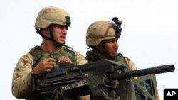 아프가니스탄 주둔 나토 연합군 (자료사진).