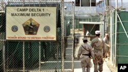 Pentagon mengatakan, Nabil Said Hadjarab dan Mutia Sadiq Ahmad Sayyab akan dialihkan dari Guantanamo ke Aljazair (foto: ilustrasi).