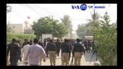 Manchetes Mundo 23 Novembro: Paquistão - Ataques de insurgentes mataram pelo menos 34 pessoas e feriu dezenas