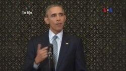 TT Mỹ sẽ thăm Cuba, thúc đẩy bang giao nồng ấm