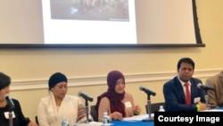 Newyork Columbia rohingya conference