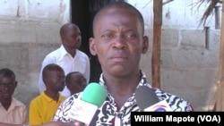 Mário Albino concorre à Presidência de Moçambique