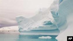地球气温上升导致冰川融化,海面升高等后果
