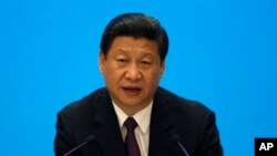 Harian New York Times menyebut pidato Presiden China Xi Jinping sebagai kritik tajam secara tidak langsung kepada Pyongyang (8/4).