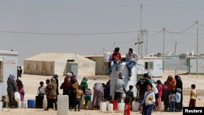 Trapped in Jordan, Syrian Refugees See No Way Home