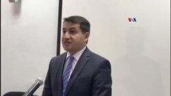 Hikmət Hacıyev: Azərbaycan münaqişənin həlli üçün intensiv və substantiv danışıqları dəstəkləyir