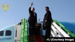 شماری از وزیران کابینۀ افغانستان نیز رئیس جمهور غنی را در این سفر همراهی می کند.