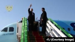 د افغانستان جمهوري ریاست وایي باکو ته د جمهوررئیس غني د سفر یو هدف افغانستان کې پانګونې ته د اذربایجان د پانګوالو هڅول دي.