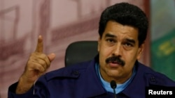 Maduro dijo que está dispuesto a dialogar con Estados Unidos y a nombrar embajadores.