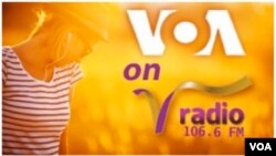 Julia Roberts - VOA on V Radio
