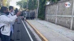 Ataques a la prensa en Nicaragua