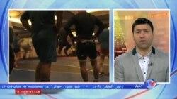 آغاز جلسات تمرینی تیم ملی کشتی ایران در لس آنجلس