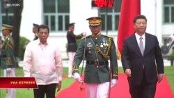 Trung Quốc-Philippines ký nhiều thỏa thuận hợp tác