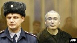 Gjykata ruse refuzon lirimin me kush të Mikhail Kodorkovskit