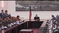 2012-03-17 美國之音視頻新聞: 屠殺阿富汗平民的美軍被關入美國監獄