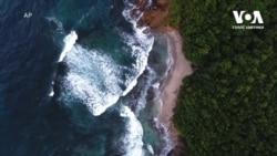 Як це – повернутися в охоплений пандемією світ після 8 місяців на острові без засобів зв'язку – історія волонтерів. Відео