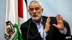 Ismail Haniyeh, kepala biro politik Hamas (foto: dok).