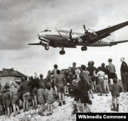 Truman is remembered for authorizing the Berlin Airlift, which brought food and supplies to people in West Berlin.