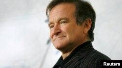 """La viuda de Williams dijo que el actor """"todavía no estaba listo para compartir públicamente"""" su lucha contra el Parkinson."""