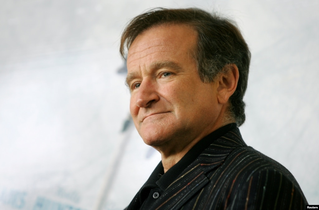 Ed Williams (actor) x U S actor Robin Williams