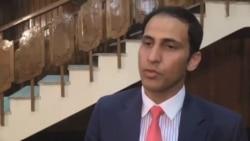 مرتضی نوری رئیس پالیسی کمیسیون تدارکات ملی