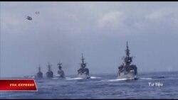 Đài Loan tuần tra quân sự trên biển Đông có thể làm Bắc Kinh giận dữ