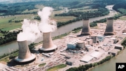 三哩岛核电站