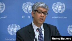 Pòtpawòl Adjwen l'ONU an, Farhan Haq.