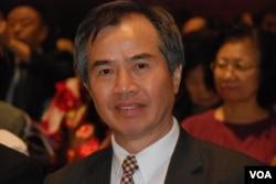 前台灣陸委會副主委高長認為,大陸領導人應該掌握台灣民意,處理中華民國在台灣這件事情