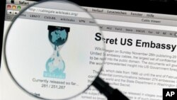 پاکستاني مطبوعاتو د ویکي لیکس په حواله جعلي خبرونه خپاره کړي