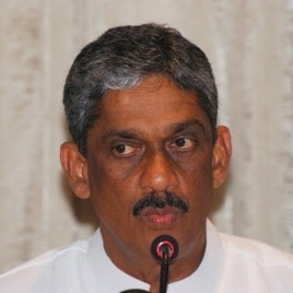 Defeated presidential candidate Sarath Fonseka tells reporters he will not concede, 27 Jan 2010