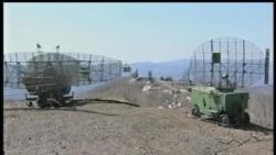 2013-10-30 美國之音視頻新聞: 美國在羅馬尼亞建立導彈防禦設施