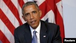 El presidente Obama prefirió no hacer declaraciones sobre las investigaciones que realiza la justicia estadounidense contra funcionarios de la FIFA.