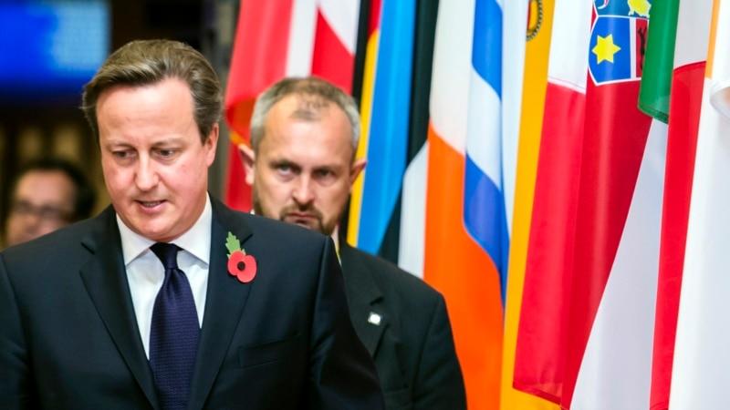 Britain PM Travels to 4 EU States, Presses Case for Reform