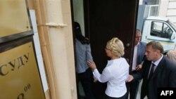 Вирок у справі Тимошенко відклали до 11 жовтня
