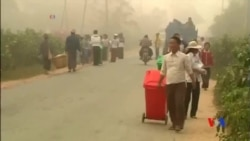 2015-12-13 美國之音視頻新聞: 昂山素姬帶頭呼籲議員清除垃圾