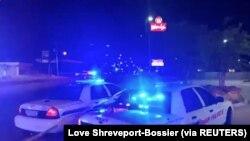 Polícia responde a tiroteio em Shreveport, Louisiana