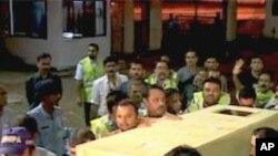 ''بلیک باکس'' کی تلاش جاری،70 لاشیں شناخت کر لی گئیں