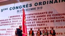 Le PCT au pouvoir, tient son cinquième congrès
