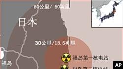 美军防辐射专家团队待命随时赴日本