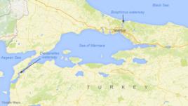 Tensionet Rusi – Turqi